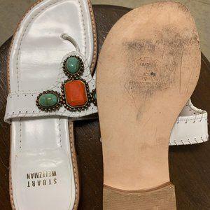 Stuart Weitzman Flat Sandals